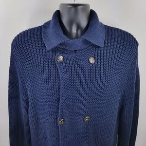 orvis sporting tradition sweater large